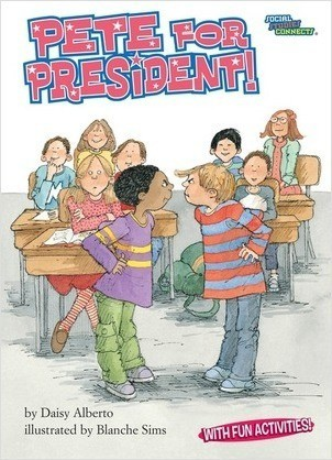 Cover: Pete for President!: Elections
