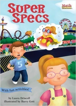 Cover: Super Specs: Number Patterns