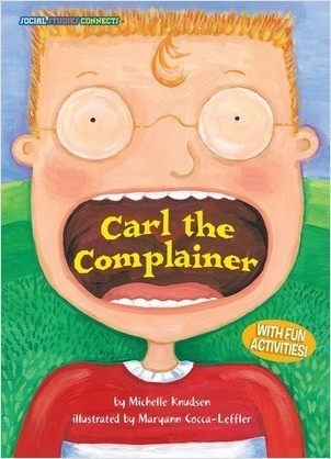 Cover: Carl the Complainer: Petitions