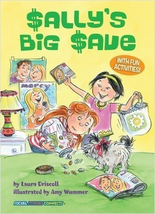 Cover: Sally's Big Save: Spending & Saving