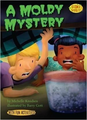 Cover: A Moldy Mystery: Mold
