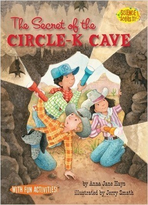Cover: The Secret of the Circle-K Cave: Caves