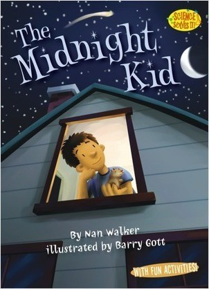 Cover: The Midnight Kid: Sleep