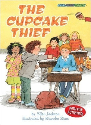 Cover: The Cupcake Thief: Justice System