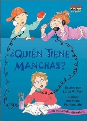 Cover: ¿Quién tiene manchas? (Who's Got Spots?): Tallies & Graphs