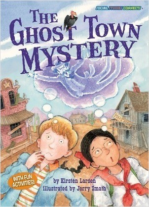 Cover: The Ghost Town Mystery: Community Change
