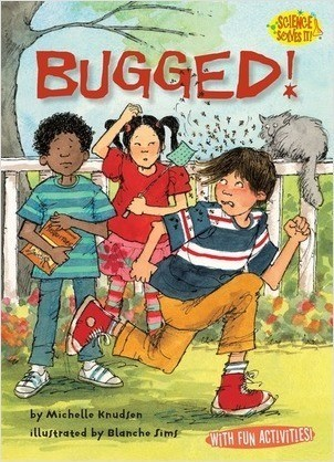 Cover: Bugged!: Mosquitoes