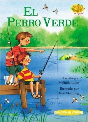 Cover: El perro verde (The Green Dog)