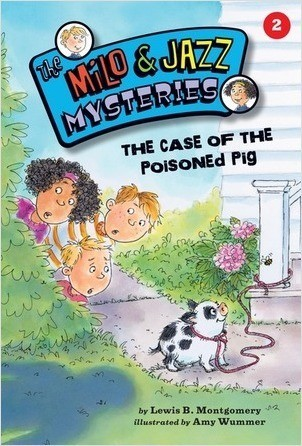 Cover: The Case of the Poisoned Pig (Book 2)