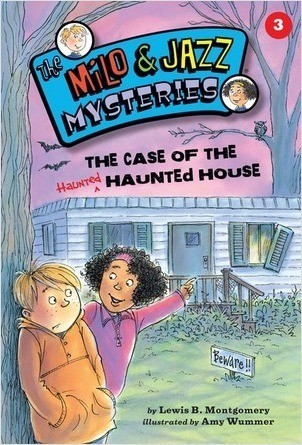 Cover: The Case of the Haunted Haunted House (Book 3)