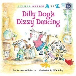 Cover: Dilly Dog's Dizzy Dancing