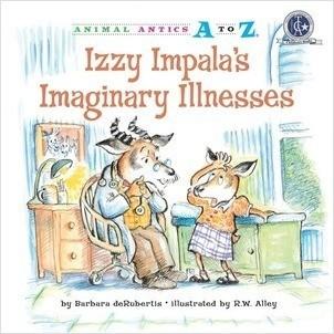 Cover: Izzy Impala's Imaginary Illnesses