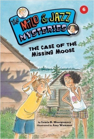 Cover: The Case of the Missing Moose (Book 6)