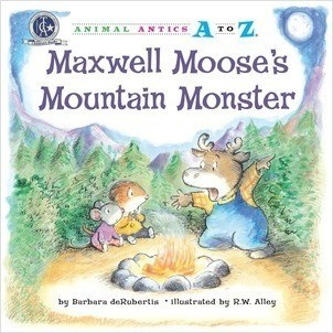Cover: Maxwell Moose's Mountain Monster