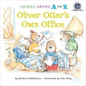 Cover: Oliver Otter's Own Office