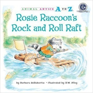 Cover: Rosie Raccoon's Rock and Roll Raft