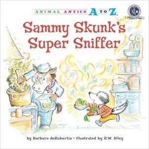 Cover: Sammy Skunk's Super Sniffer