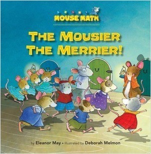 Cover: The Mousier the Merrier!: Counting