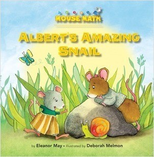 Cover: Albert's Amazing Snail: Position Words