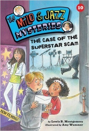 Cover: The Case of the Superstar Scam (Book 10)