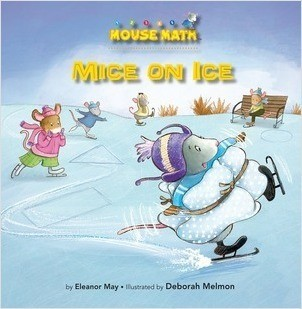 Cover: Mice on Ice: 2-D Shapes