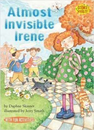 Cover: Almost Invisible Irene: Animal Camouflage