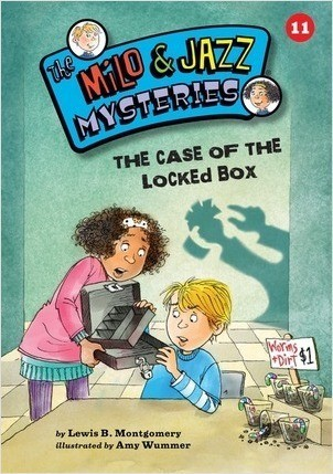 Cover: The Case of the Locked Box (Book 11)