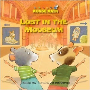 Cover: Lost in the Mouseum: Left/Right