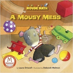 Cover: A Mousy Mess: Sorting