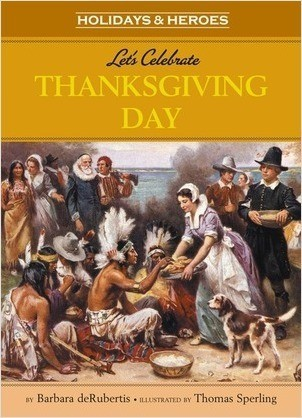 Cover: Let's Celebrate Thanksgiving Day