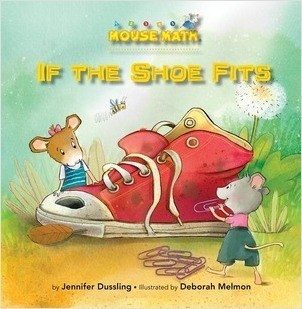 Cover: If the Shoe Fits: Nonstandard Units of Measurement