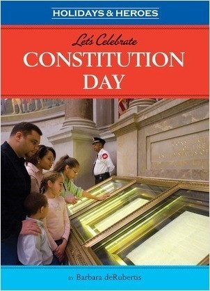 Cover: Let's Celebrate Constitution Day