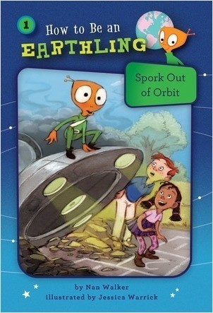 Cover: Spork Out of Orbit (Book 1): Respect