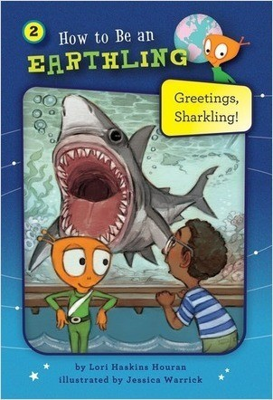 Cover: Greetings, Sharkling! (Book 2): Honesty