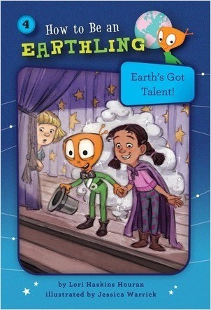 Cover: Earth's Got Talent! (Book 4): Courage