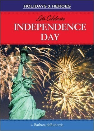 Cover: Let's Celebrate Independence Day