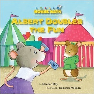Cover: Albert Doubles the Fun: Adding Doubles