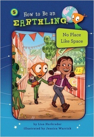 Cover: No Place Like Space (Book 5): Kindness