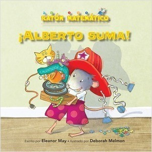 Cover: Ratón Matemático (Mouse Math ®) — eBook Set