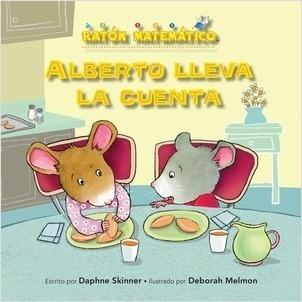 Cover: Alberto lleva la cuenta (Albert Keeps Score): Comparar números (Comparing Numbers)