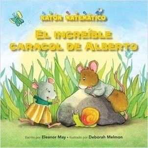 Cover: El increíble caracol de Alberto (Albert's Amazing Snail): Palabras de posición (Position Words)