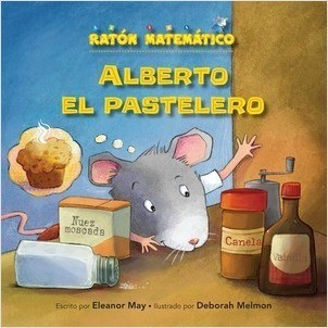 Cover: Alberto el pastelero (Albert the Muffin-Maker): Números ordinales (Ordinal Numbers)