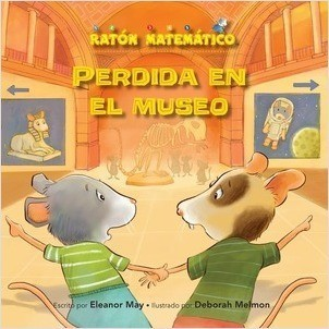 Cover: Perdida en el museo (Lost in the Mouseum): Izquierda/Derecha (Left/Right)