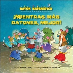 Cover: ¡Mientras más ratones, mejor! (The Mousier the Merrier!): Contar (Counting)