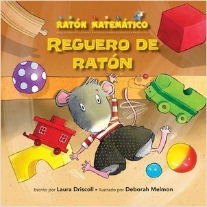 Cover: Reguero de ratón (A Mousy Mess): Agrupar (Sorting)