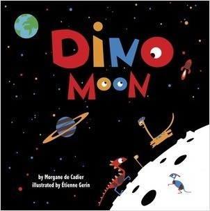 Cover: Dino Moon
