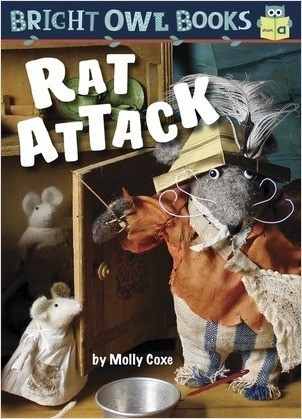 Cover: Rat Attack: Short vowel a
