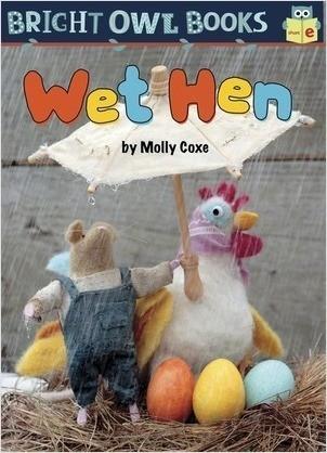 Cover: Wet Hen: Short vowel e