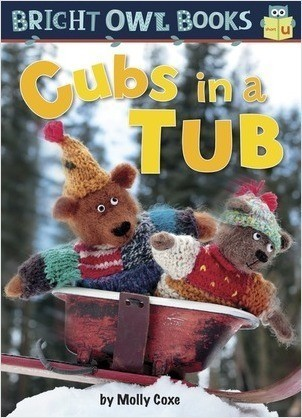 Cover: Cubs in a Tub: Short vowel u