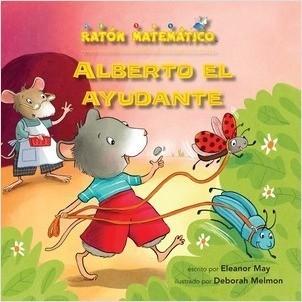 Cover: Alberto el ayudante (Albert Helps Out): Contar dinero (Counting Money)